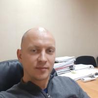 Андрей Шатов, Россия, Белгород, 33 года