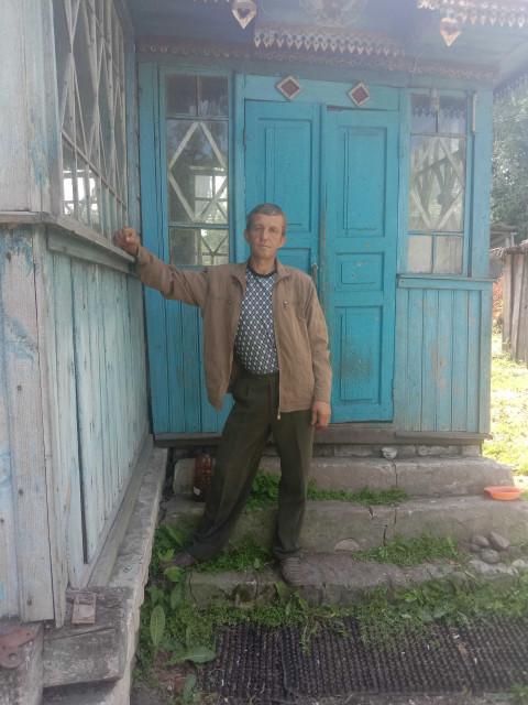 Владимр, Россия, Почеп, 46 лет, 1 ребенок. Познакомлюсь с женщиной для любви и серьезных отношений, брака и создания семьи, воспитания детей, р