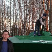 Филипп Хозяинов, Россия, Инта, 43 года