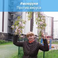svetlana berezina, Россия, Санкт-Петербург, 47 лет