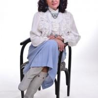 Анастасия, Россия, Санкт-Петербург, 57 лет