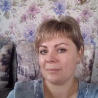 Юлия, Россия, Орёл, 33 года