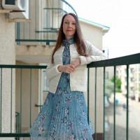 Оксана, Россия, Черноголовка, 39 лет