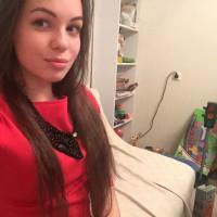 Карина, Россия, Киров, 19 лет