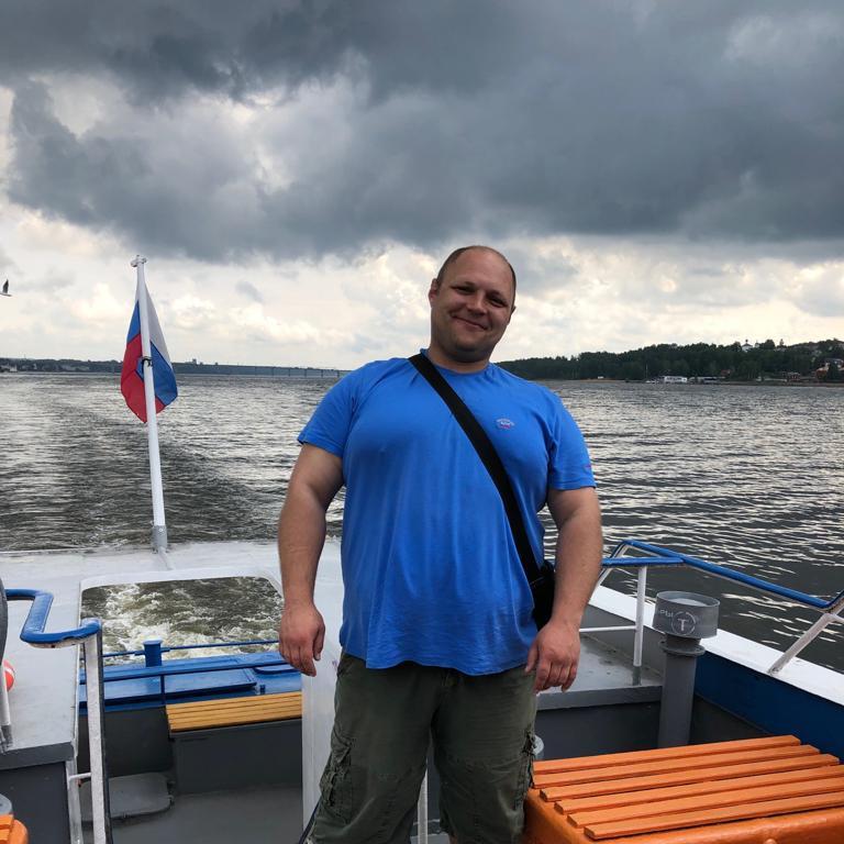 Вячеслав Осиков, Россия, Москва, 39 лет. Открытый прямой человек