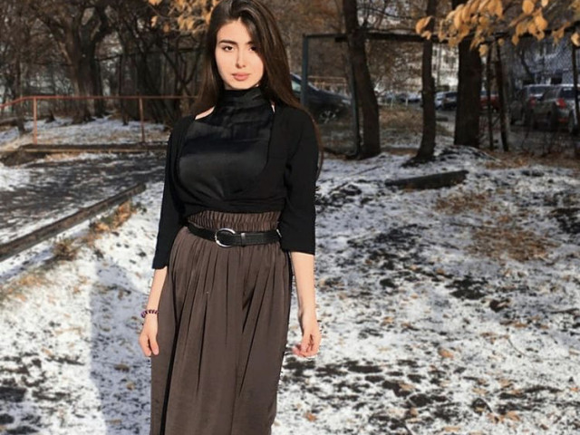 Алия, Россия, Сочи, 19 лет. Познакомлюсь с парнем для дружбы и общения.