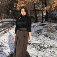 Алия, Россия, Сочи, 19 лет