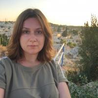 Юлия, Россия, Санкт-Петербург, 37 лет