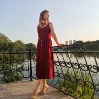Валентина, Россия, Москва, 27 лет