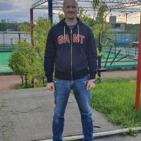 Леонид, Санкт-Петербург, м. Проспект Просвещения, 48 лет