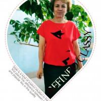 Ольга, Россия, Кинешма, 62 года