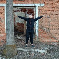 Артём, Россия, Владимир, 21 год