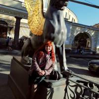 Ирина, Россия, Санкт-Петербург, 36 лет