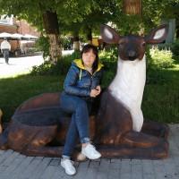 Елена, Россия, Серпухов, 37 лет