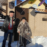 Владимир, Россия, Краснодар, 61 год