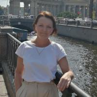 Светлана, Россия, Санкт-Петербург, 48 лет