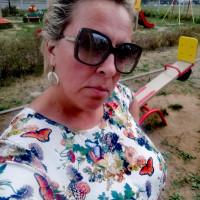 Оксана, Россия, Санкт-Петербург, 44 года