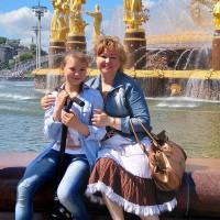 Елена, Россия, Красногорск, 48 лет