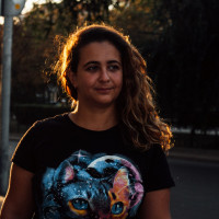 Камилла, Россия, Королёв, 24 года