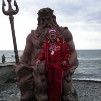 Алексей Шулятьев, Россия, Сочи, 73 года