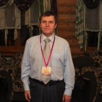 . Владимир, Россия, Кинешма, 60 лет