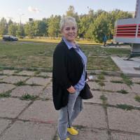 Светлана, Россия, Рыбинск, 55 лет