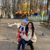 Анастасия, Россия, Москва, 30 лет