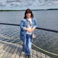 Нина, Россия, Санкт-Петербург, 48 лет